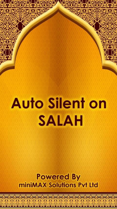 Auto Silent